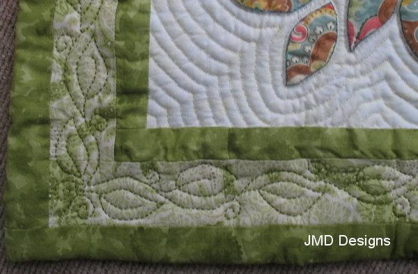 Free Tutorial - Quilting Thread by Janet Davies