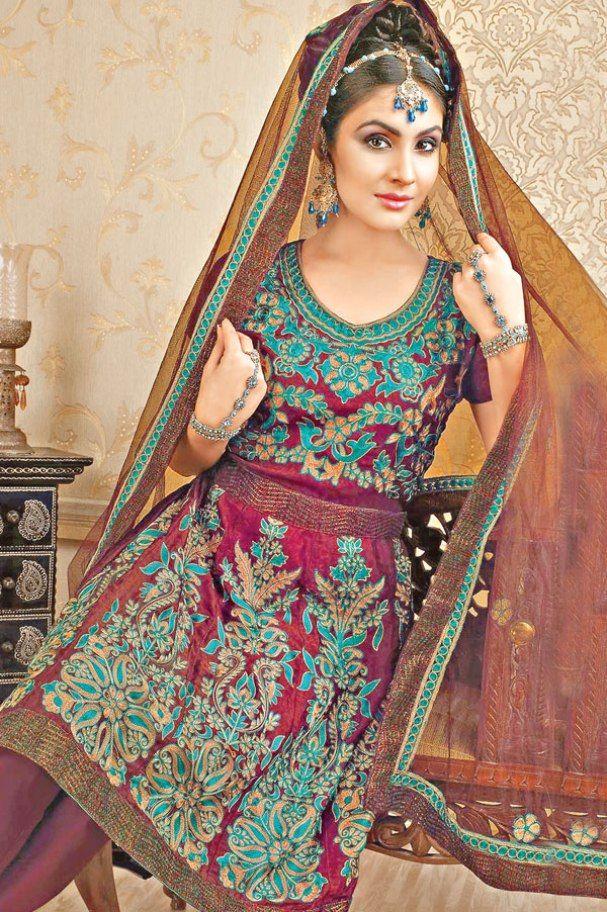 women's pakistani gowns   New Pakistani Ladies Dresses For Party Wearing   Meri Urdu