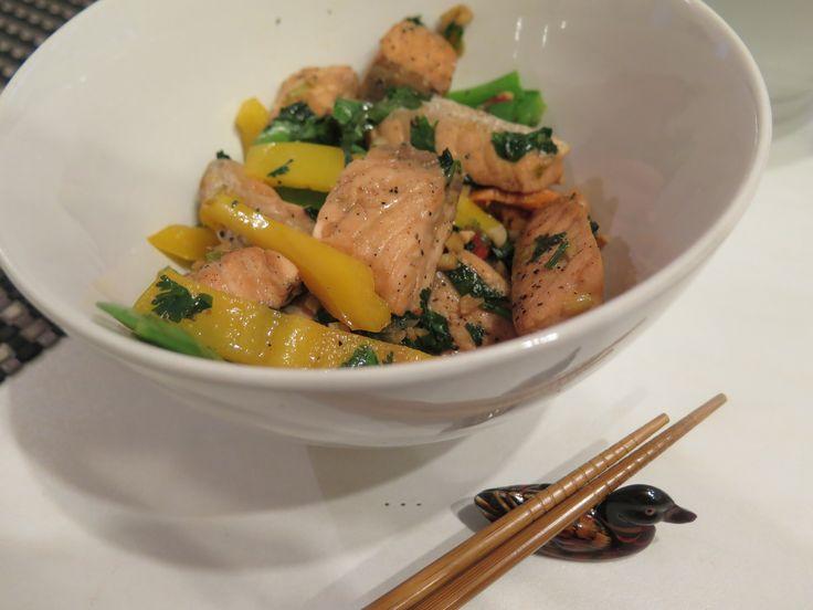 АВСТРАЛИЯ171: Китайская еда на ужин.