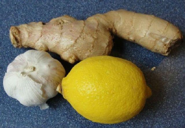 Trois ingrédients magiques pour résoudre le problème des artères bloquées et traiter les infections et le rhume!