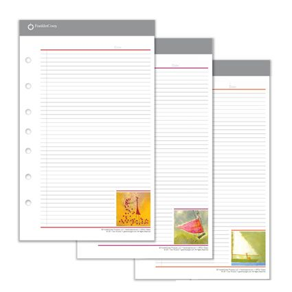Her Point of View Portfolio Notepads