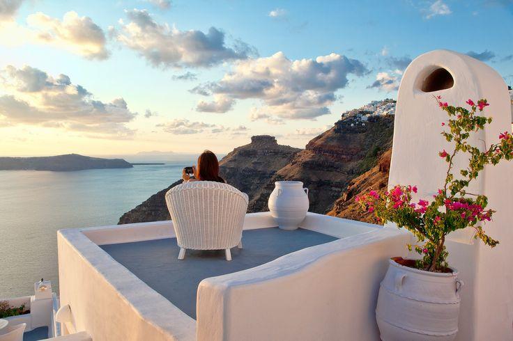 Hotel Cliffside Suites, Santorini, Grecja