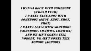 Natalie La Rose-Somebody [Ft. Jeremih] (lyrics) - YouTube