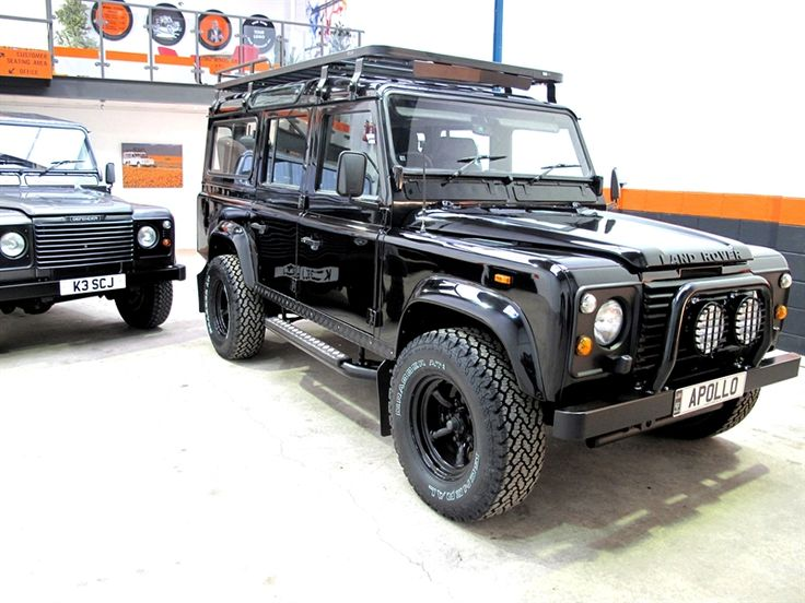 defender 110, custom | Buy new or used Land Rover Defenders UK, USA and worldwide