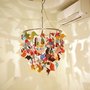 Origami Decor by Simone de Bruyn