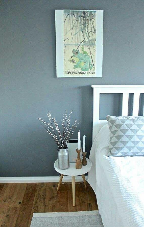 Einrichtungsideen einrichtungsideen pinterest - Wandfarbe leuchtend ...