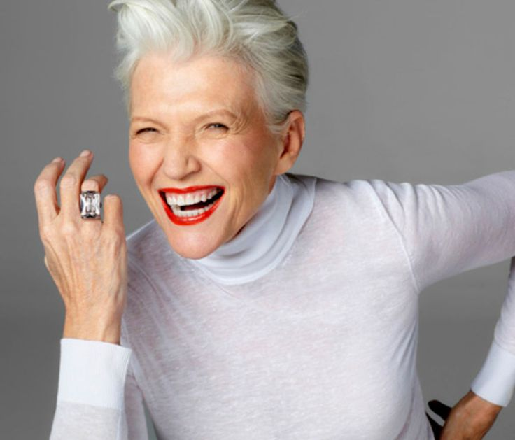 F is for Future Perfect: Beautiful Makeup for a Mature Face | Beautygeeks