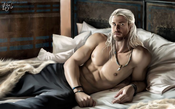 Thor by eleathyra on DeviantArt                                                                                                                                                                                 More