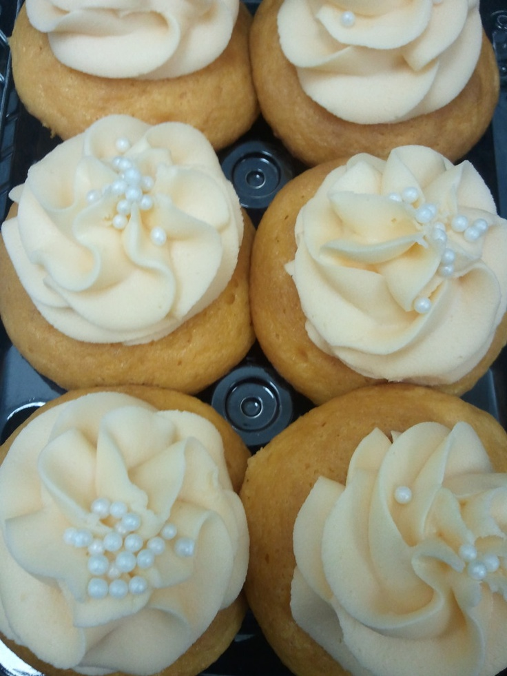 Mimosa Cupcakes | Cupcakes | Pinterest
