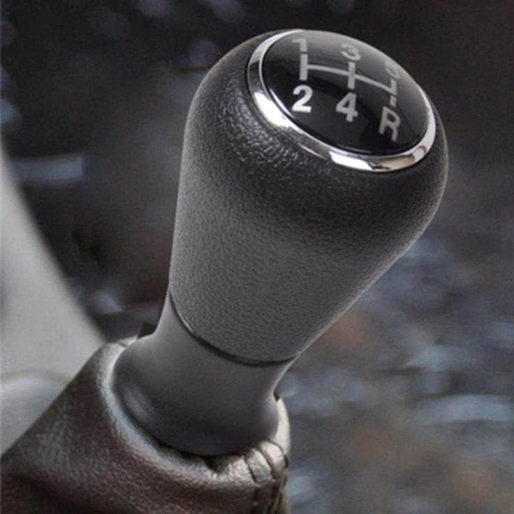 5 Speed Car Styling Gear Shift Knob Lever for Peugeot 106 107 205 206 306 406 307 308 3008 Citroen Picasso Saxo C1 C2 C4 C4