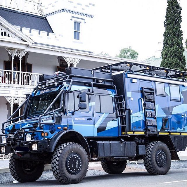 What is  #parked #outside your #home. #unimog for sale? @mogingafrica