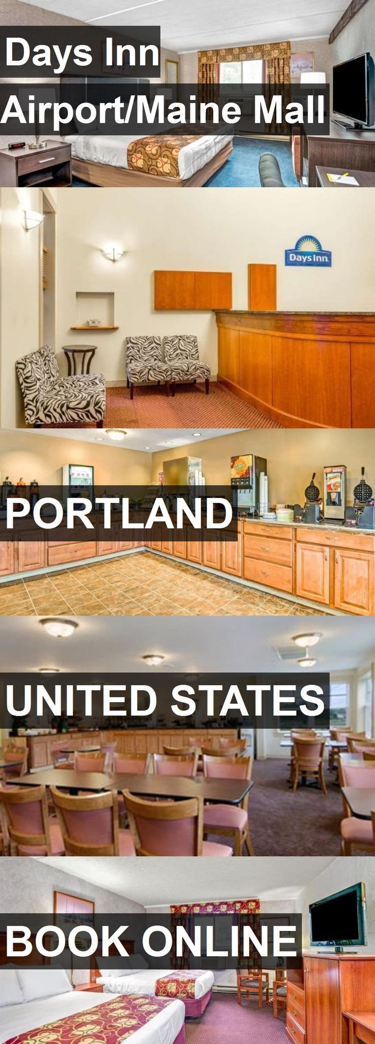 Hotel Days Inn Airport/Maine Mall in Portland, United States. For more information, photos, reviews and best prices please follow the link. #UnitedStates #Portland #DaysInnAirport/MaineMall #hotel #travel #vacation