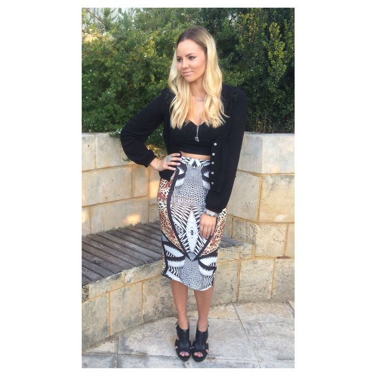 O O T D #ootd #jotd #tribal #girlsnight #cocktails #blogger #perthstyle #wearing #jewels #outfit