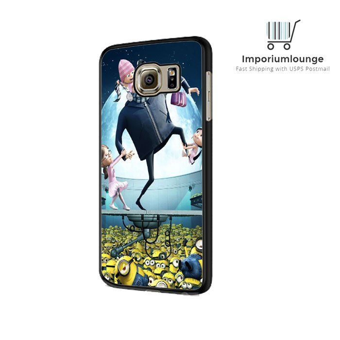 Despicable Me Gru Kids Minions iPhone 4 5 6 6 Plus Galaxy S3 S4 S5 S6 HTC M7 M8 Sony Xperia Z3