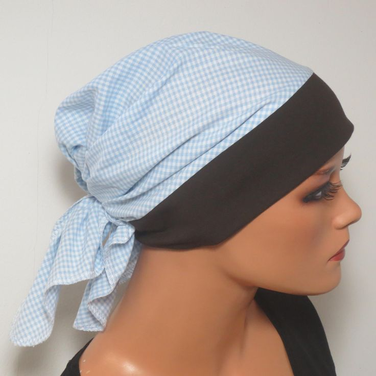 12 best Mützen images on Pinterest | Head coverings, Hair loss and ...