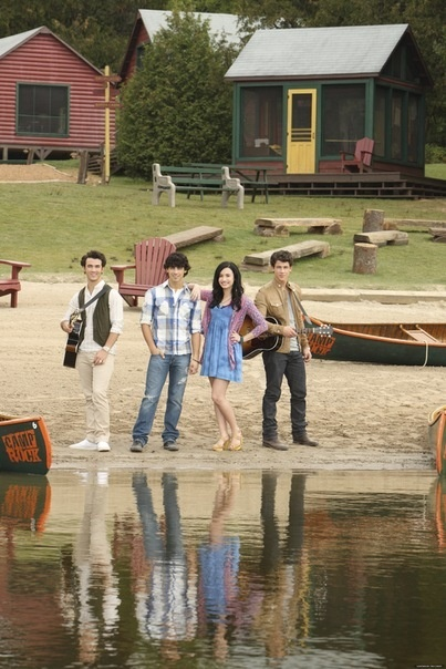 Jonas, Demi Camp Rock