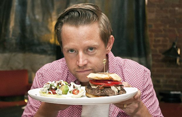 Make a Top Chef-worthy burger with this recipe from All Stars winner Richard Blais.