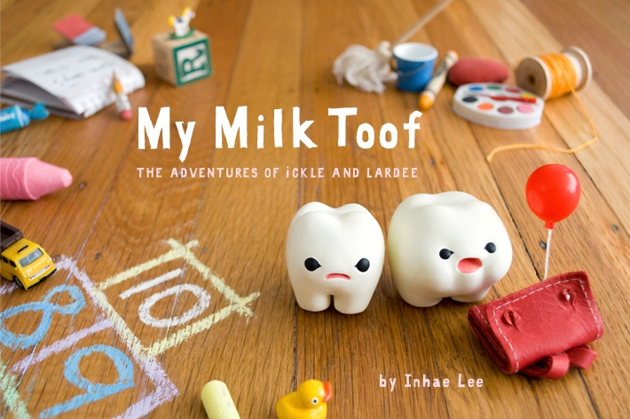 possibly the cutest book i've ever read. motivation for dental school!