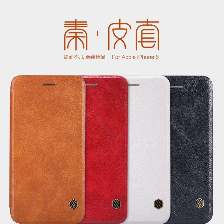 Nillkin iPhone 6 Leather Case Folder Qin | iPhoneCaseAustralia