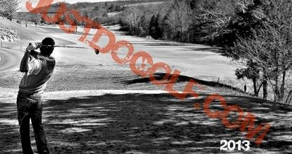Branson Creek Golf Club,  #14 tough hole...
