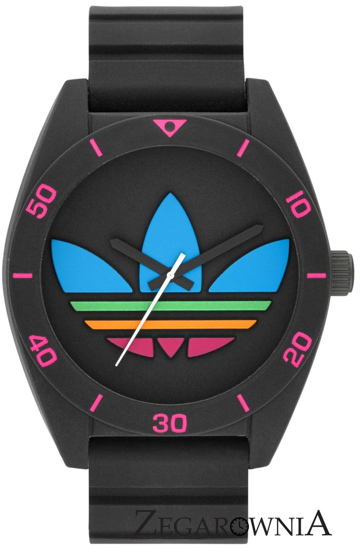 ZEGAREK ADIDAS SANTIAGO RETRO http://zegarownia.pl/zegarek-adidas-santiago-adh2970