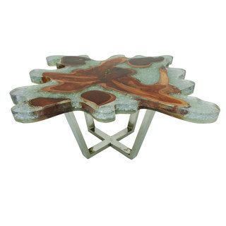 426 best resin and epoxy furniture images on pinterest for Coffee tables 18 inches wide