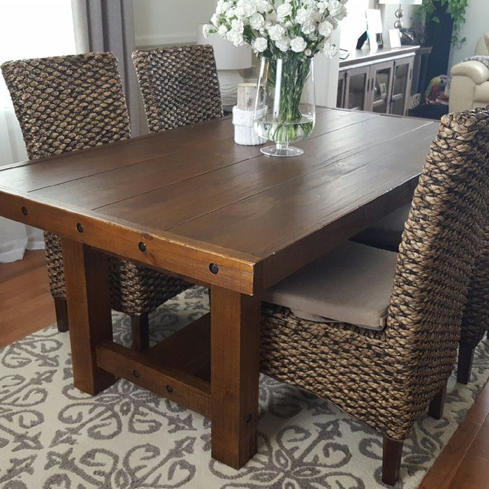 Etolin Extendable Dining Table In 2020 Dining Table Dining Table Chairs Extendable Dining Table