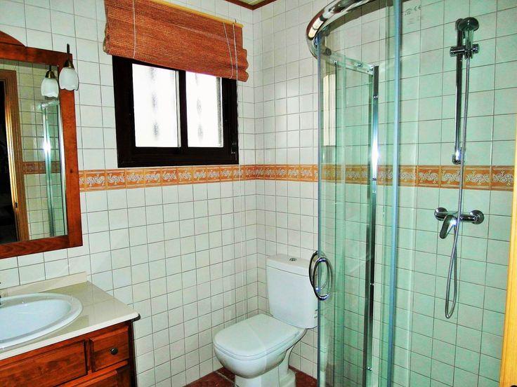 Ba o estilo casa prefabricada de campo www for Cera de hormigon para azulejos de bano