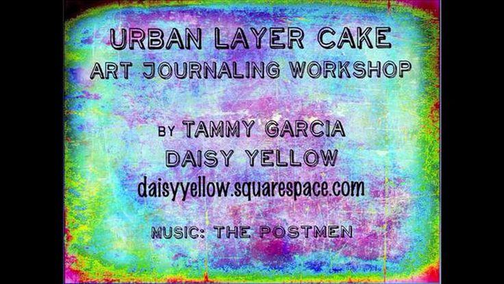 Urban Layer Cake Workshop with Tammy Garcia of Daisy Yellow