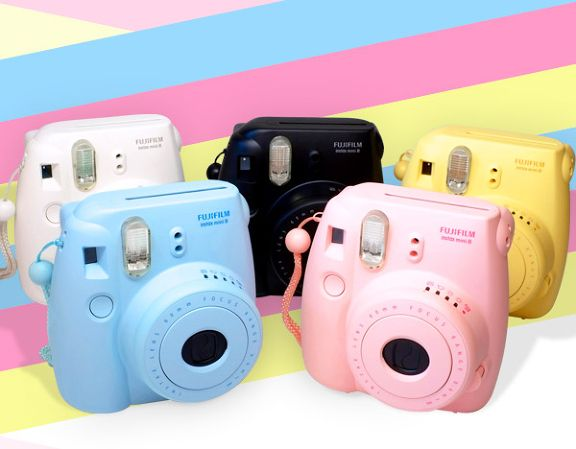 Review | Instax Mini 8 Polaroid Camera — beckii A nice camera that you can have the picture taken and it come right to you from the top. I give it 5 stars <3