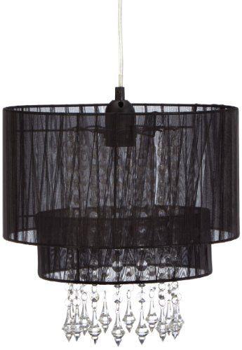 Ranex 6000.151 - Lámpara de araña, plástico, metal y tela, color negro Ranex http://www.amazon.es/dp/B002MCYXLG/ref=cm_sw_r_pi_dp_q6L2vb11NE61D