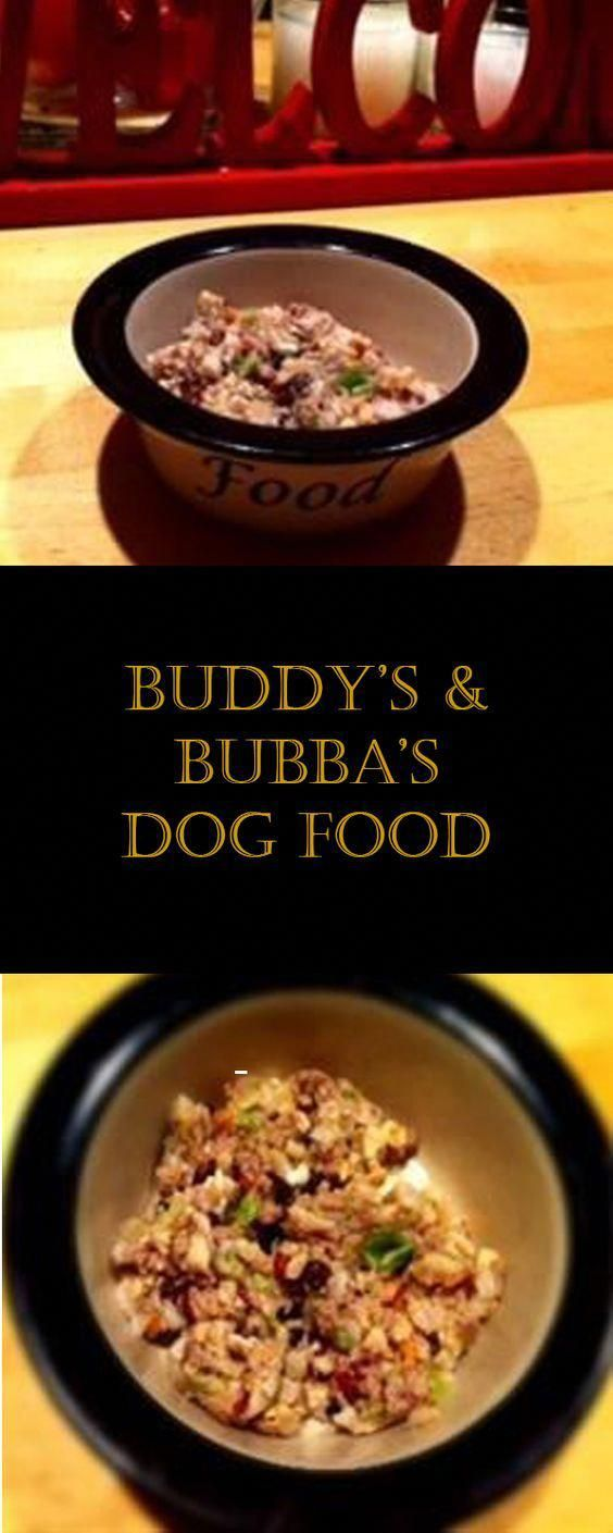 Buddy's And Bubba's Dog Food DIY - Homemade Dog Food Recipe - Using Chicken leg quarters, Brown Rice And Ground beef#Pawpawlover#DogFoodRecipe # ...