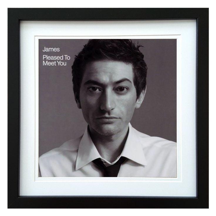 James   Pleased To Meet You Album   ArtRockStore