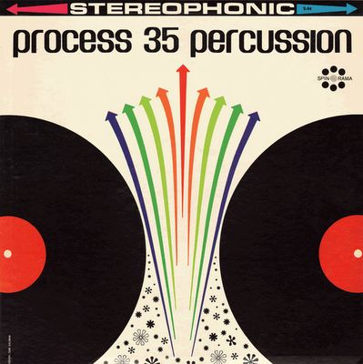 Tony Calioli and His Band Process 35 Percussion