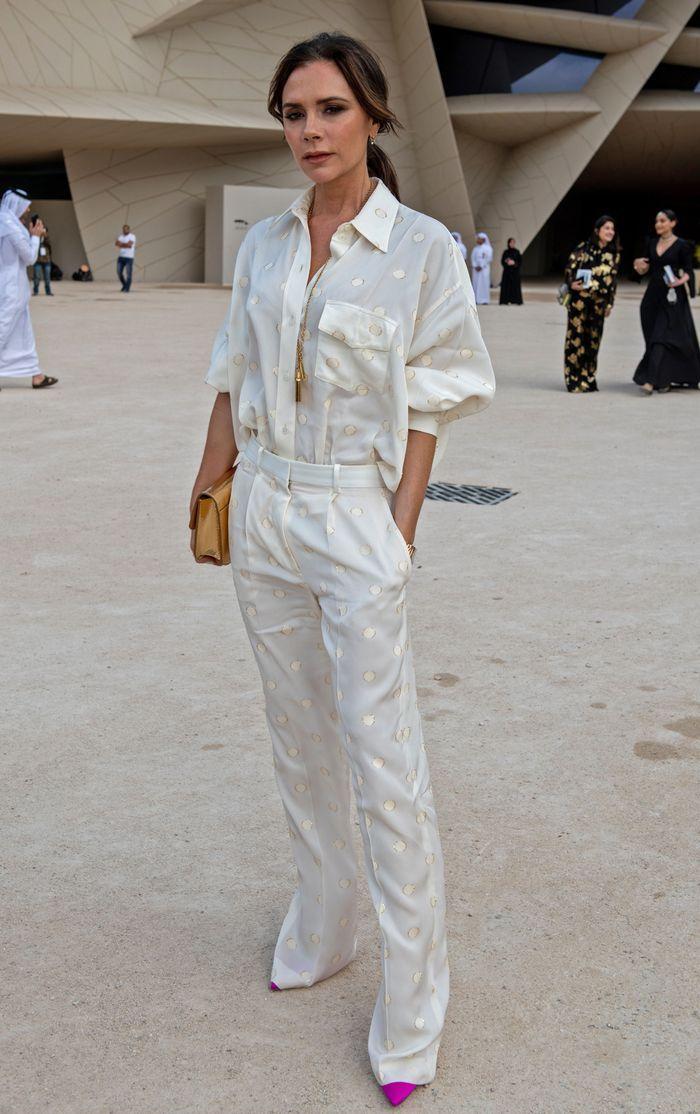 The 6 Perfect Pillars of Victoria Beckham's Summer Capsule Wardrobe