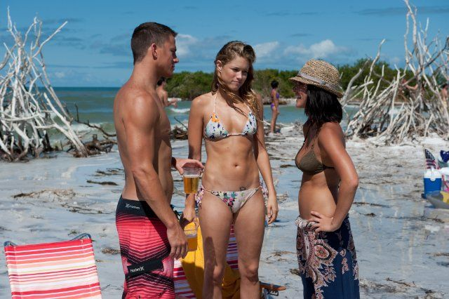 Still of Channing Tatum, Olivia Munn and Cody Horn in Magic Mike