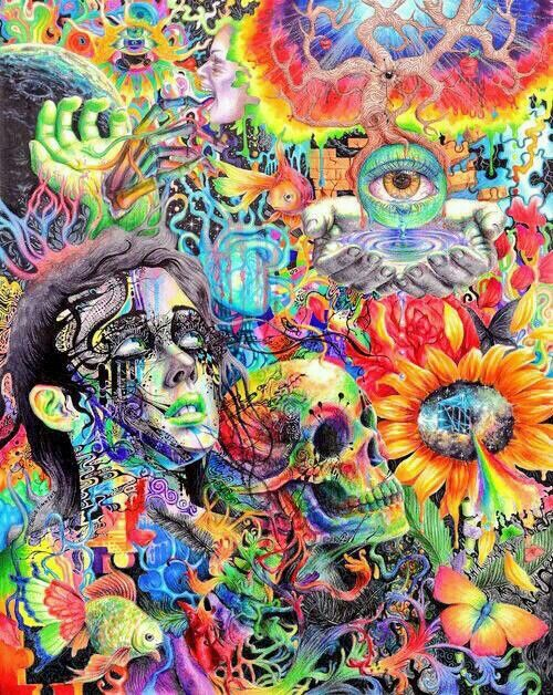 relax trippy wallpaper - photo #15