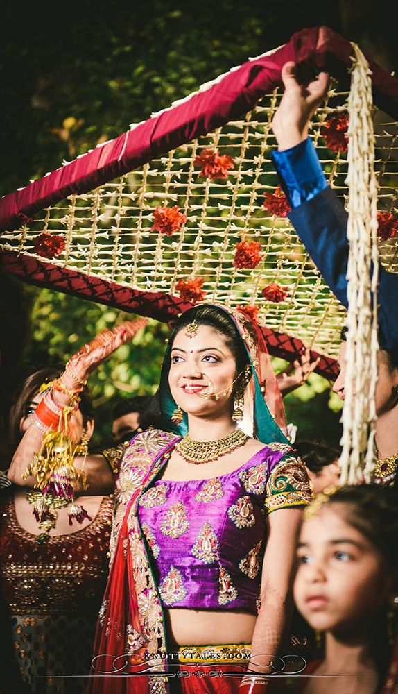 Meera & Praval : editorial documentary wedding photography by Naina