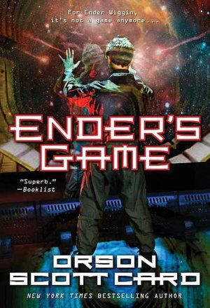 Entering Seventh Grade, Book of Choice option: Ender's Game by Orson Scott Card. Williston Northampton, Middle School English Department