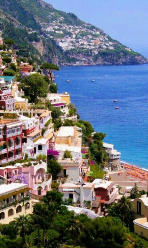 Costa Amalfi Italia