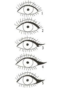 Quickliner For Eyes Intense likewise 183873597261043899 together with How To Do Eyeliner furthermore Falsies On Fleek likewise Ritchmen. on winged liner