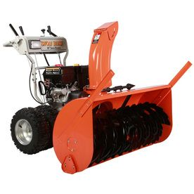 Snow Beast 420Cc 45-In Two-Stage Electric Start Gas Snow Blower With H