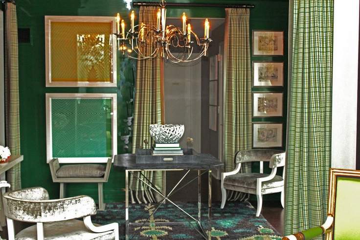 Thom Filicia at the Kips Bay Decorator Show House 2012.