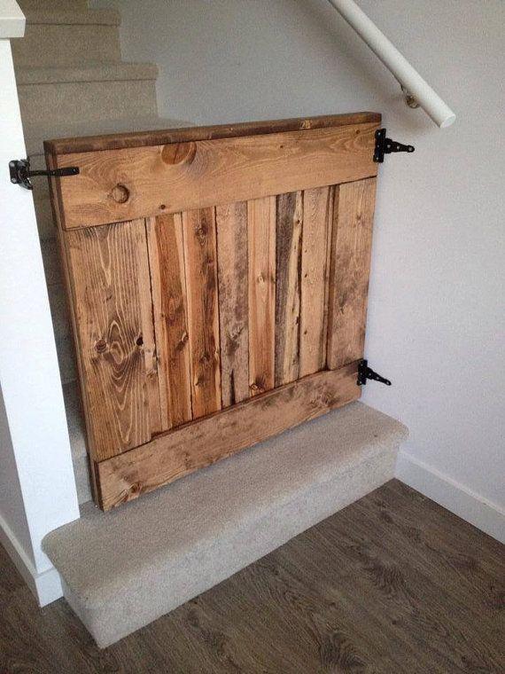 Barn Wood Baby Or Pet Gate For Fi Pet Gate Diy Dog