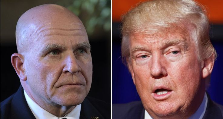Military expert urges Trump's national security advisor to quit 'for the good of the country and yourself'