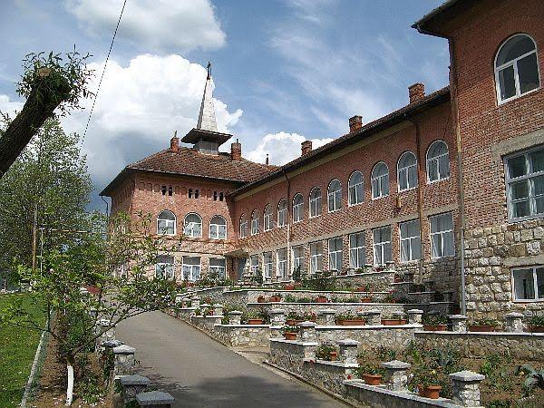 Manastirea Sf. Ilie de la Izvor