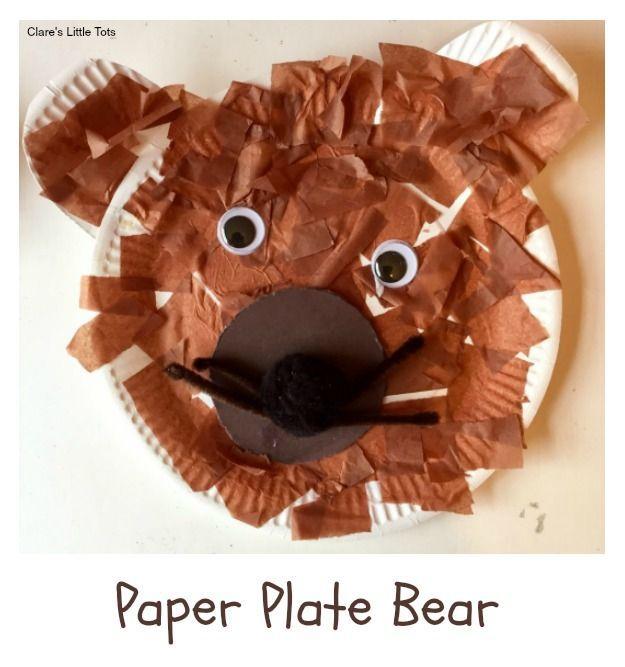 Best 25+ Bear crafts ideas on Pinterest | Bear crafts ...