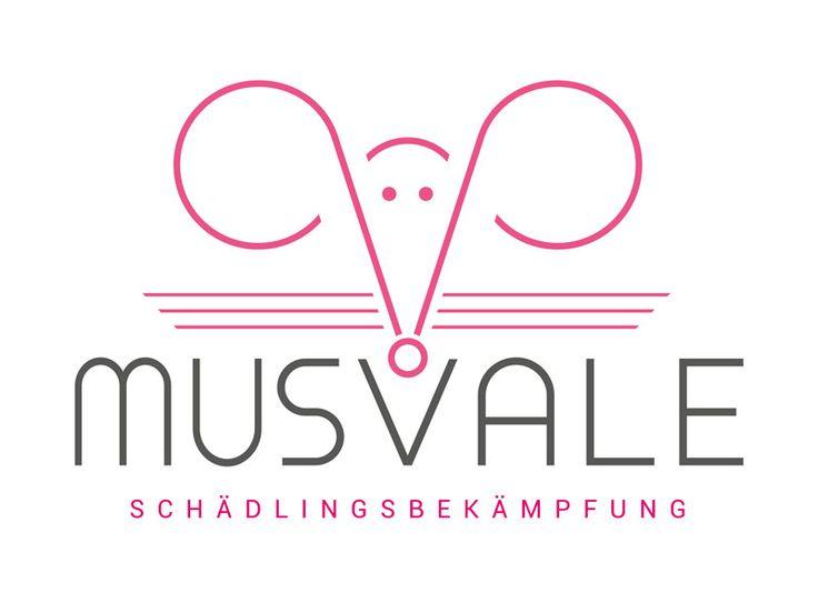 Exklusives Logo- und Corporate-Design für ein Schädlingsbekämpfer und Kammerjäger