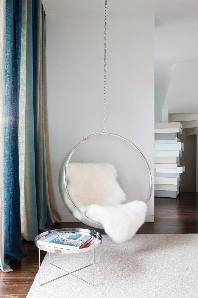 23 Easy Ways To Make The Family Room Feel Both Grown Up And Kid Friendly Bedroom Hanging Chair Hanging Egg Chair Swinging Chair