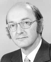 Donald Davies was instrumental in the development of Packet Switching Theory, the technology underlying the Internet, while at the UK's National Physical Laboratory in 19XX.